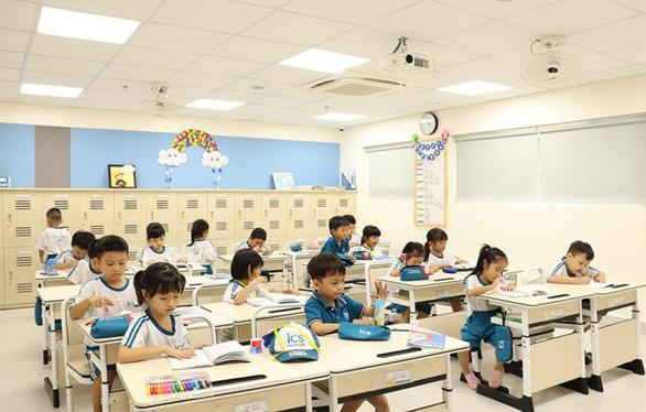 Ngôi trường khác biệt dành cho bé mầm non - tiểu học tại Quận 2 - Ảnh 1.