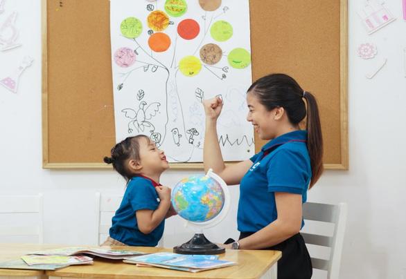 Ngôi trường khác biệt dành cho bé mầm non - tiểu học tại Quận 2 - Ảnh 2.