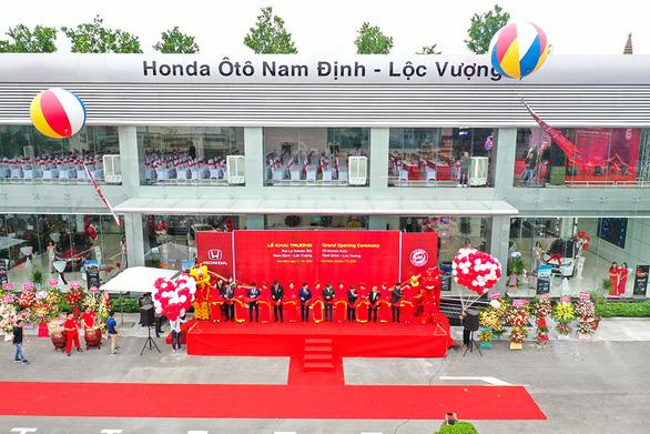 Chính thức khai trương Đại lý Honda Ôtô Nam Định - Lộc Vượng - Ảnh 1.