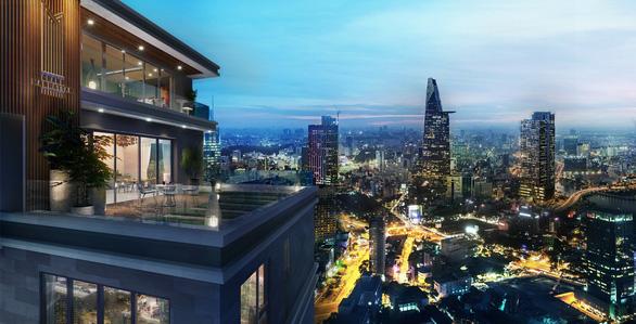 Bất động sản hạng sang trung tâm TP.HCM hút nhà đầu tư ngoại - Ảnh 1.