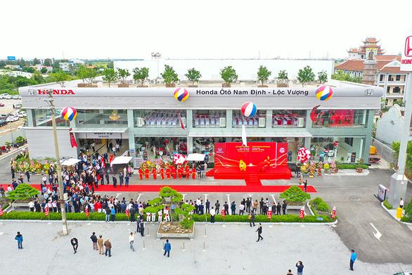 Chính thức khai trương Đại lý Honda Ôtô Nam Định - Lộc Vượng - Ảnh 3.