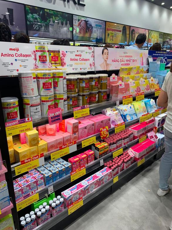 Có gì đặc biệt ở cửa hàng Matsukiyo vừa khai trương tại Việt Nam? - Ảnh 3.