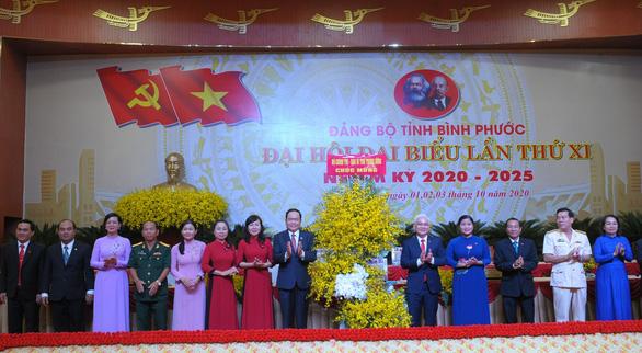Đại hội Đảng bộ tỉnh Bình Phước: Đẩy mạnh phát triển công nghiệp - Ảnh 1.