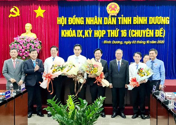 Ông Nguyễn Hoàng Thao là tân chủ tịch tỉnh Bình Dương - Ảnh 1.