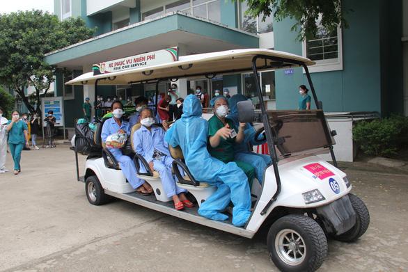 Đà Nẵng giải thể bệnh viện điều trị nhiều ca COVID-19 nhất nước - Ảnh 1.