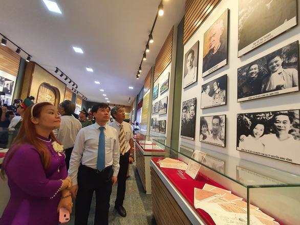 Khánh thành công viên văn hóa và khu lưu niệm nhà thơ Tố Hữu - Ảnh 3.