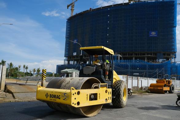 Đà Nẵng thúc tiến độ dự án trọng điểm phục hồi tăng trưởng cuối năm - Ảnh 1.