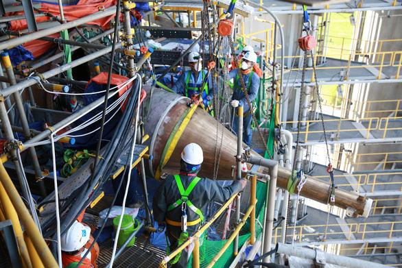 Lọc dầu Dung Quất hoàn thành bảo dưỡng tổng thể sau 51 ngày - Ảnh 1.