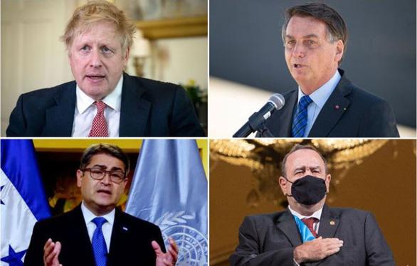 Trước ông Trump, nhiều lãnh đạo quốc gia đã mắc COVID-19 và hồi phục - Ảnh 1.