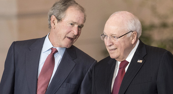 Những tổng thống Mỹ gặp chuyện không may về sức khỏe khi đang tại nhiệm - Ảnh 2.