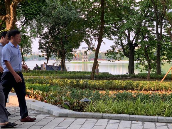 Hà Nội lấy ý kiến cộng đồng về 3 vị trí xây dựng Km0 ở hồ Hoàn Kiếm - Ảnh 1.