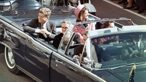 Những tổng thống Mỹ gặp chuyện không may về sức khỏe khi đang tại nhiệm - Ảnh 3.