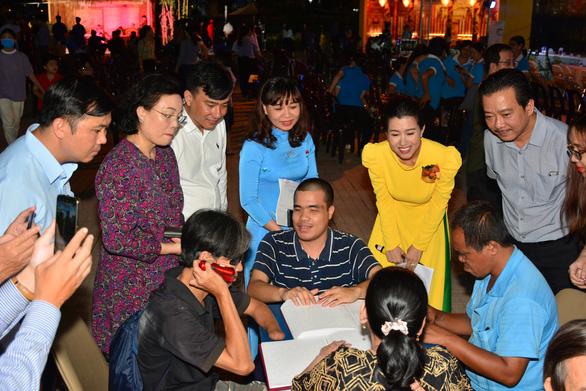 TP.HCM khai mạc Ngày hội văn hóa đọc năm 2020 - Ảnh 1.