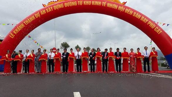 Trục đường mới kích thích bất động sản, du lịch Bình Định bứt phá - Ảnh 1.