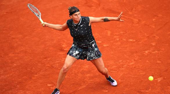 Nhiều tay vợt vô danh thăng hạng, xếp hạt giống cao ở Roland Garros - Ảnh 1.