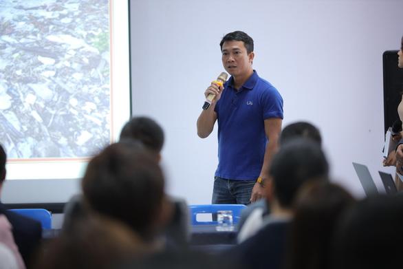 Doanh nghiệp và thanh niên đẩy mạnh truyền thông về ô nhiễm rác thải - Ảnh 3.