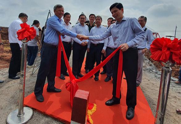 Bàn giao 2.589ha đất sạch để khởi công sân bay quốc tế Long Thành - Ảnh 4.