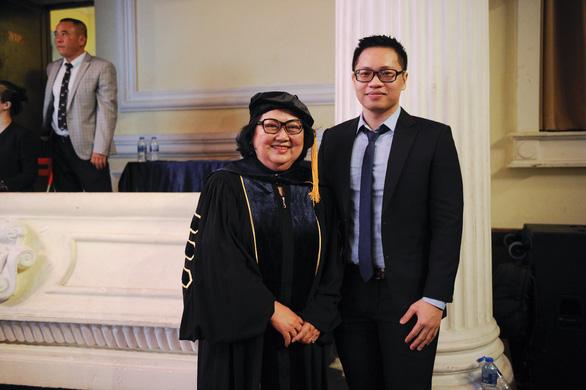 Tiến sĩ Trần Nguyễn Thy Bình - người khát khao tạo dựng cơ hội cho học sinh - Ảnh 4.