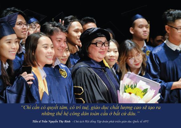Tiến sĩ Trần Nguyễn Thy Bình - người khát khao tạo dựng cơ hội cho học sinh - Ảnh 5.