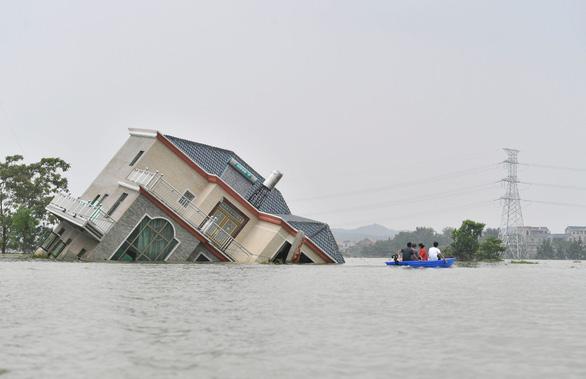 Thiên nhiên cuồng nộ - Kỳ 2: Lũ lụt và những giải pháp lâu dài - Ảnh 1.
