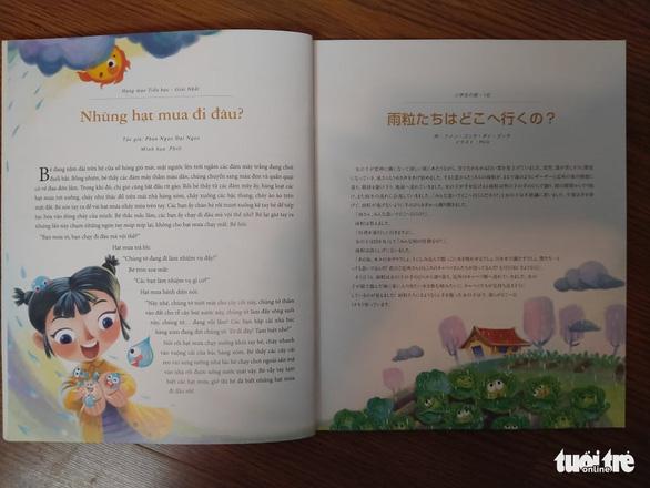 Em bé 8 tuổi ở Đà Lạt giành giải nhất cuộc thi viết truyện đồng thoại - Ảnh 3.