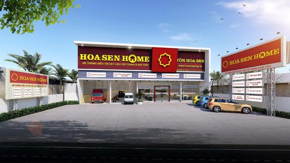 Tập đoàn Hoa Sen tìm kiếm đối tác, triển khai chuỗi siêu thị Hoa Sen Home - Ảnh 1.