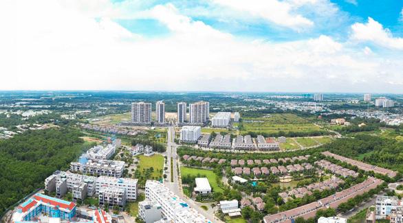 Hấp lực của khu đô thị Mizuki Park - Ảnh 1.