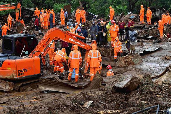 Thiên nhiên cuồng nộ - Kỳ 1: Lở đất kinh hoàng tại bang Kerala - Ảnh 1.