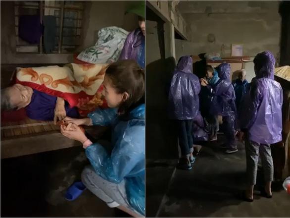 Nhiều nghệ sĩ đi miền Trung cứu trợ, Thủy Tiên nhận quyên góp hơn 100 tỉ đồng - Ảnh 4.