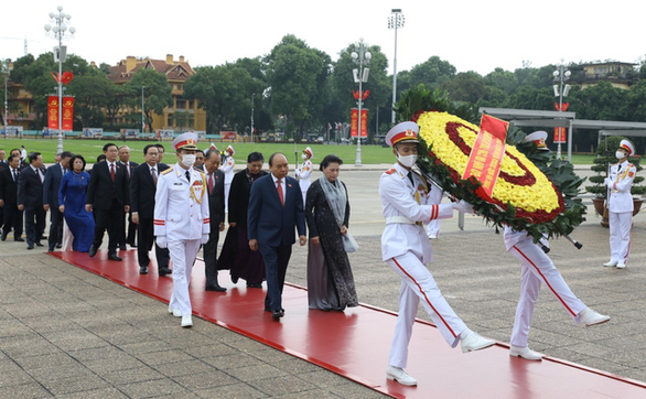Quốc hội chia buồn sâu sắc với mất mát của gia đình cán bộ, chiến sĩ, người dân - Ảnh 1.