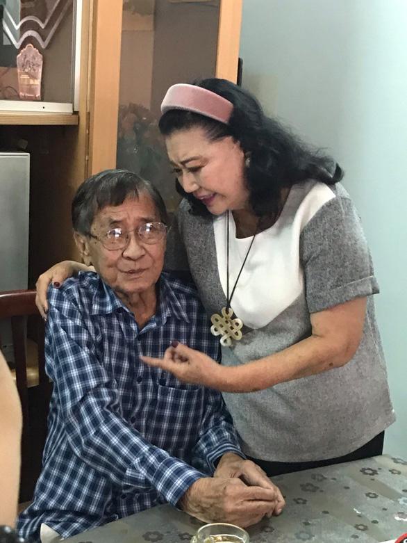 NSƯT Nam Hùng  - Thầy Đề của Ngao Sò Ốc Hến - qua đời - Ảnh 2.