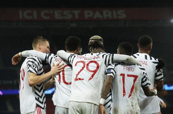 Man United lại thắng PSG trên sân Parc des Princes - Ảnh 1.