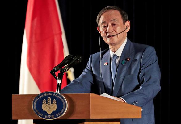 Kết thúc thăm Việt Nam, Indonesia, Thủ tướng Nhật phản đối leo thang căng thẳng Biển Đông - Ảnh 1.