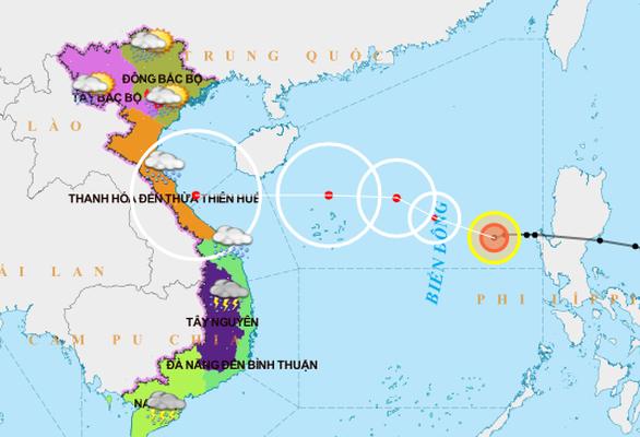 Huy động 678.000 người, 4 trực thăng ứng phó bão số 8 - Ảnh 1.