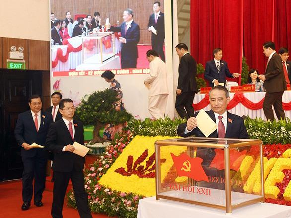 Ông Nguyễn Văn Quảng làm bí thư Thành ủy Đà Nẵng - Ảnh 1.