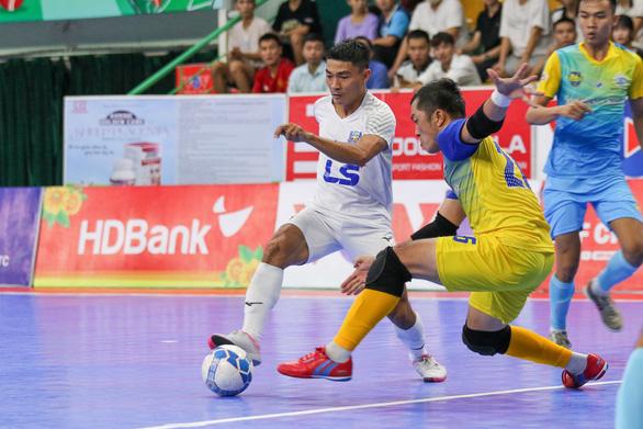 HDBank cùng giải Futsal VĐQG 2020 xuyên qua đại dịch - Ảnh 1.
