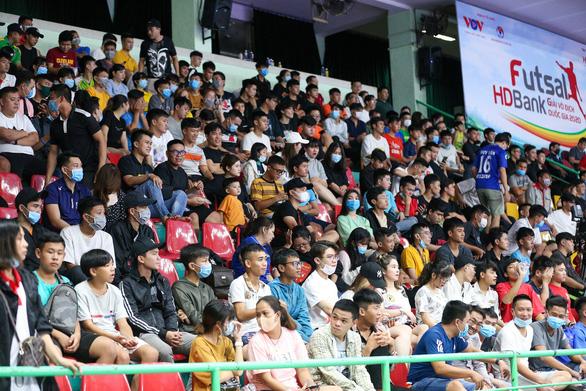 HDBank cùng giải Futsal VĐQG 2020 xuyên qua đại dịch - Ảnh 2.