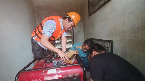 Cán bộ nhân viên Viettel đóng góp 10 tỉ đồng hỗ trợ đồng bào miền Trung - Ảnh 2.