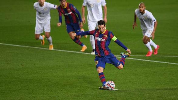 Messi lập kỷ lục vô tiền khoáng hậu - Ảnh 1.