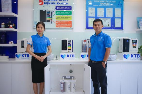 Nguồn nước Kangen nổi tiếng Nhật Bản dần lấy lại niềm tin của người Việt - Ảnh 1.
