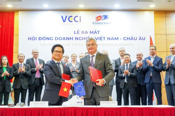 Doanh nghiệp của EuroCham lạc quan làm ăn ở Việt Nam - Ảnh 1.