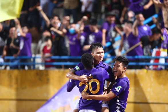 Cuộc đua vô địch V-League 2020: CLB Hà Nội sẽ đua với Viettel - Ảnh 1.