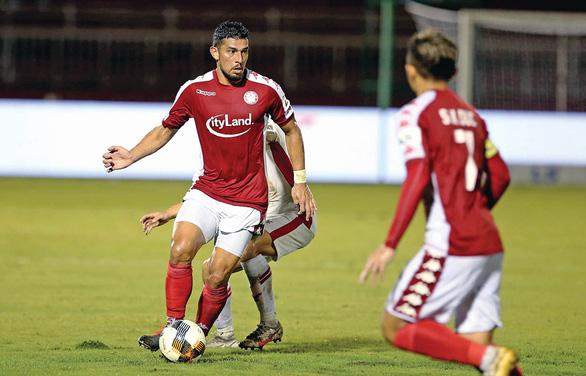 V-League 2020: Thất bại khó nuốt của CLB TP.HCM - Ảnh 1.