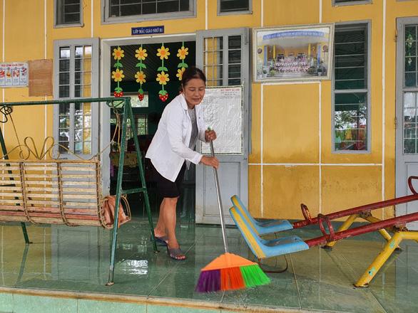 Tổng vệ sinh phòng ngừa dịch bệnh - Ảnh 1.