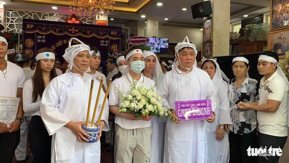 Con gái nghệ sĩ Lý Huỳnh cảm ơn Chính phủ đã giúp chị được về nước chăm sóc cha - Ảnh 6.