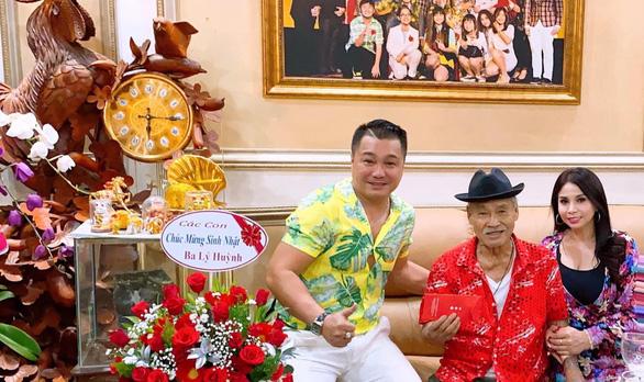 Nghệ sĩ Lý Huỳnh qua đời ở tuổi 78 sau nhiều năm chống chọi với bệnh tật - Ảnh 2.