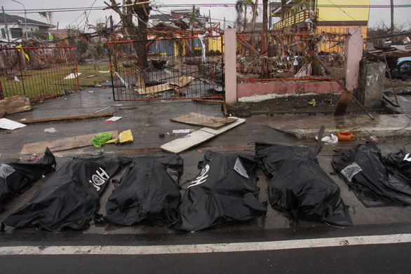 Thiên nhiên cuồng nộ - Kỳ 4: Sự hủy diệt của siêu bão Haiyan - Ảnh 3.