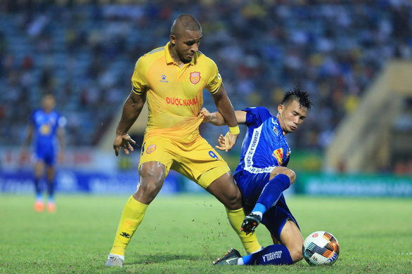 Dược Nam Hà Nam Định tố trọng tài sai sót nghiêm trọng, làm xấu hình ảnh V-League - Ảnh 1.