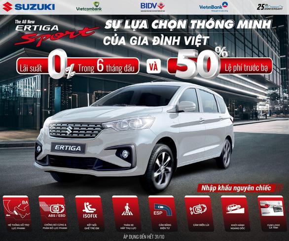 Suzuki tung chiêu đãi lớn cho tất cả dòng xe - Ảnh 3.