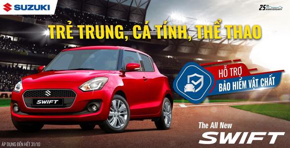 Suzuki tung chiêu đãi lớn cho tất cả dòng xe - Ảnh 5.